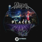 PLACES EP COVER