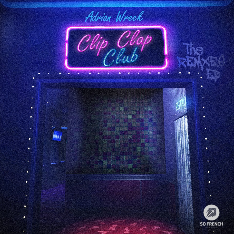 Adrian Wreck Presents Clip Clap Club Video Teaser+Ep teaser!