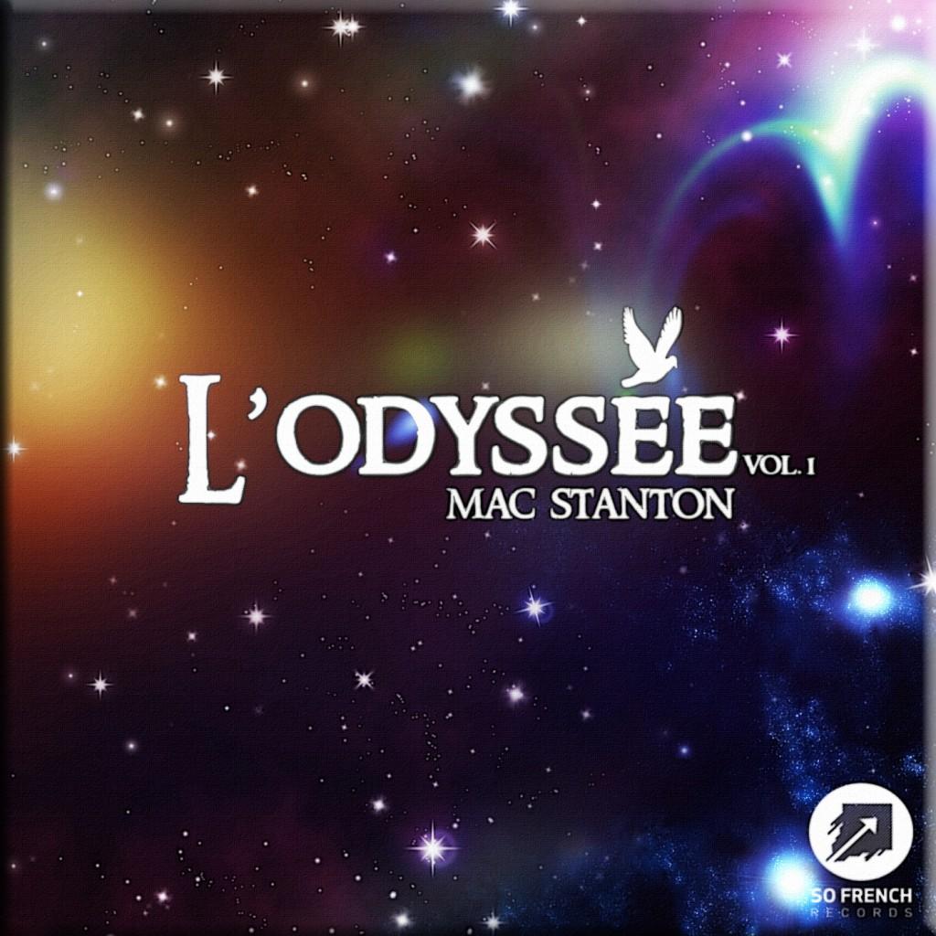L'Odyssée Vol.1 Lp by Mac Stanton