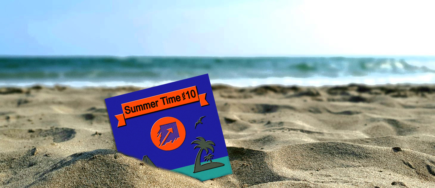 Summer Time Vol.10 Compilation CD Limited Edition!