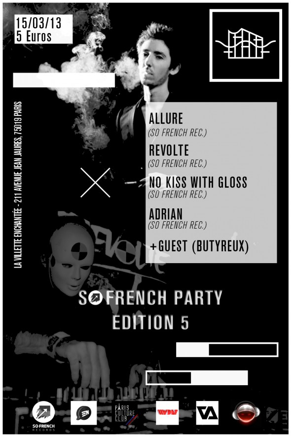 So French Party 5