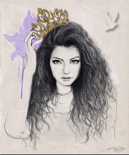Lorde natal chart