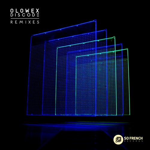 So French Records Presents Discode Remixes ep